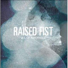 Raised Fist - Veil of Ignorance // Cover
